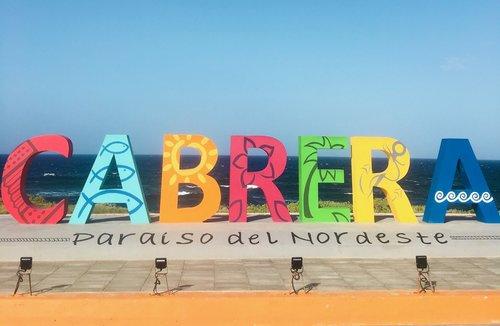 Lugares en RD: Cabrera y la Laguna Dudú
