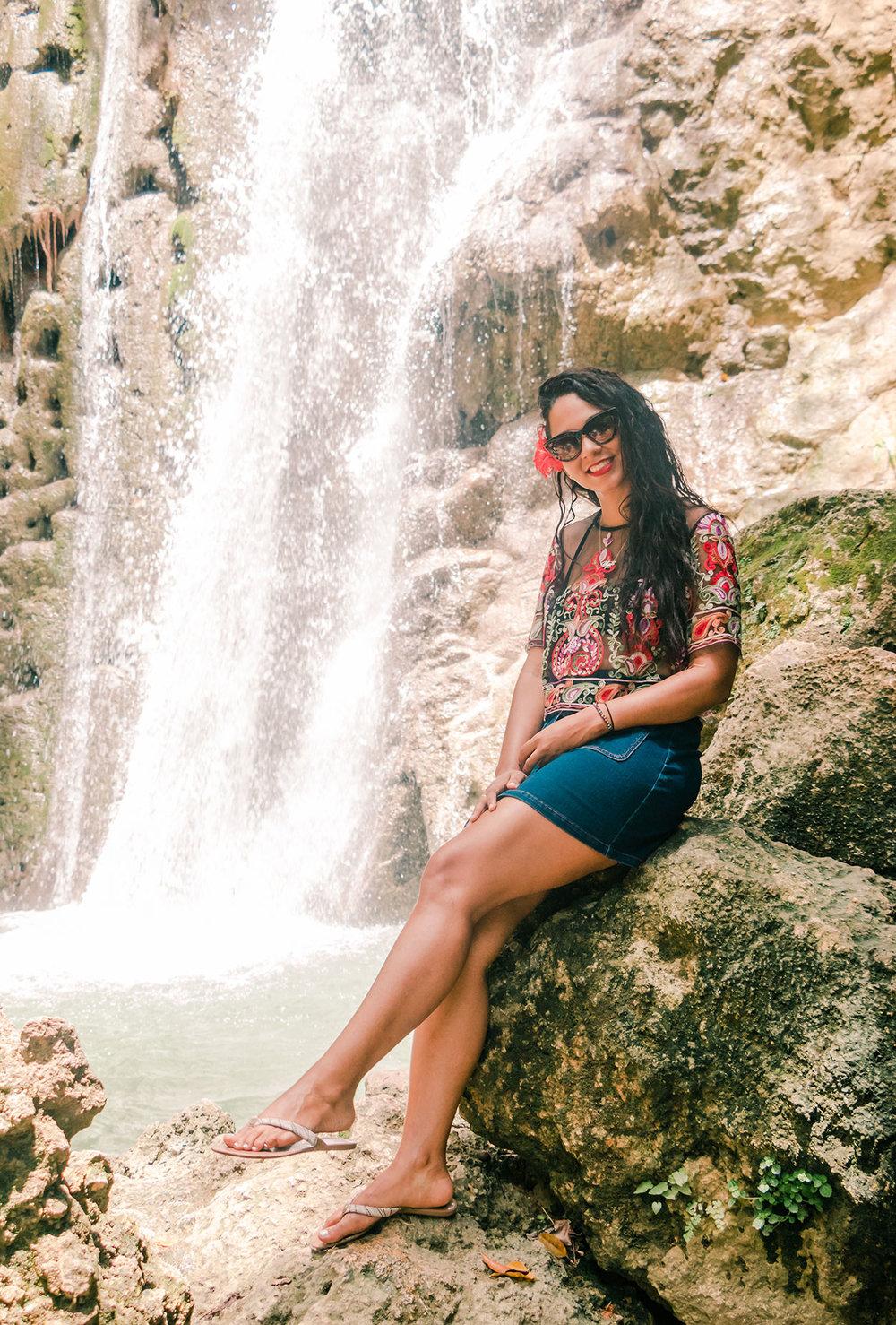 El Saltadero. Esta es nuestra guía completa de viaje a Cabrera y la Laguna Dudú; desde dónde ir, cómo llegar, y presupuesto. Definitivamente, la  República Dominicana lo tiene todo, lo comprobé en este viaje.
