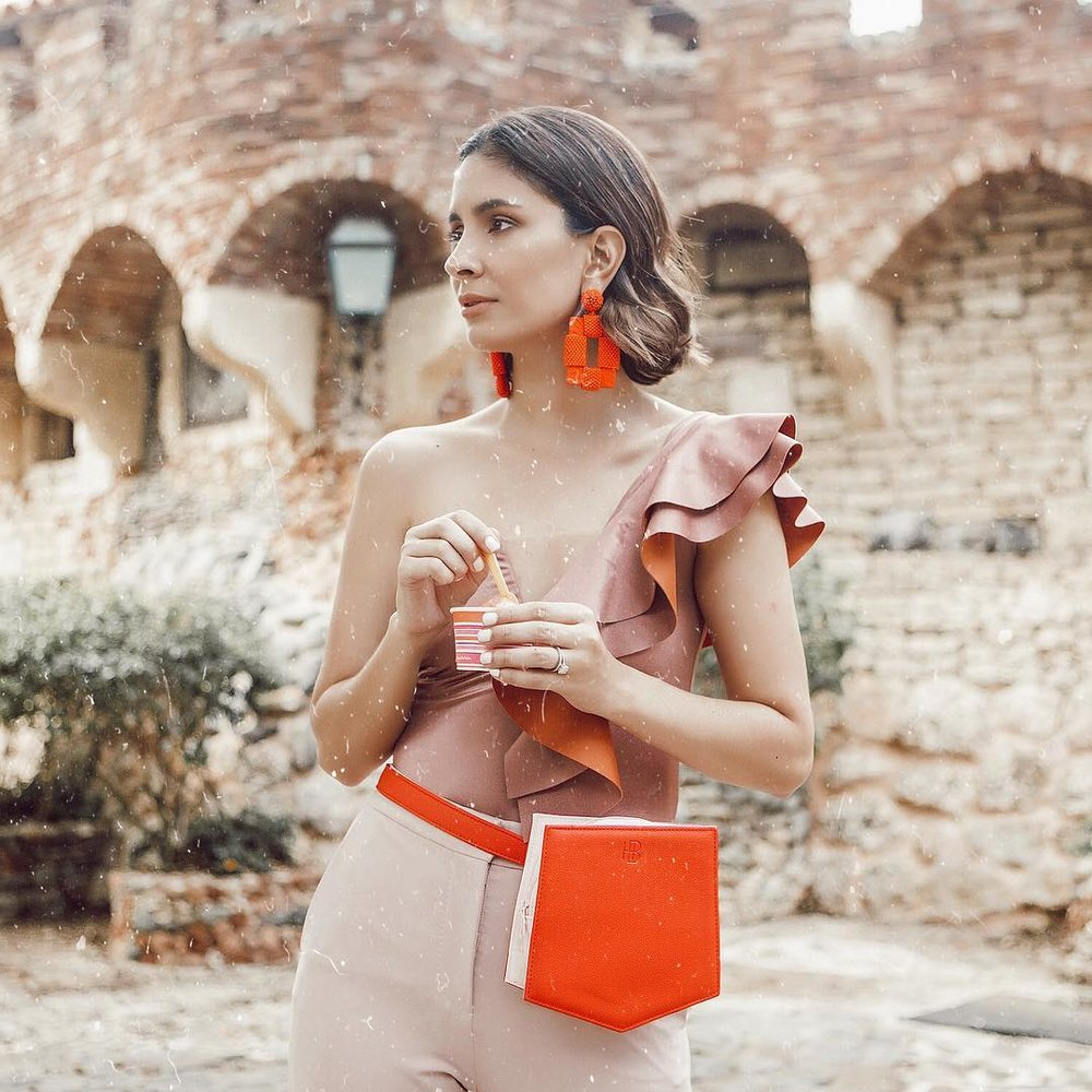 Helen Blandinobelt bags by hb -