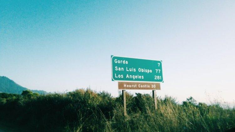 Road Trip To LA