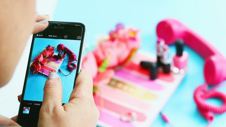 The Key To Social Photos - Creative Workshop