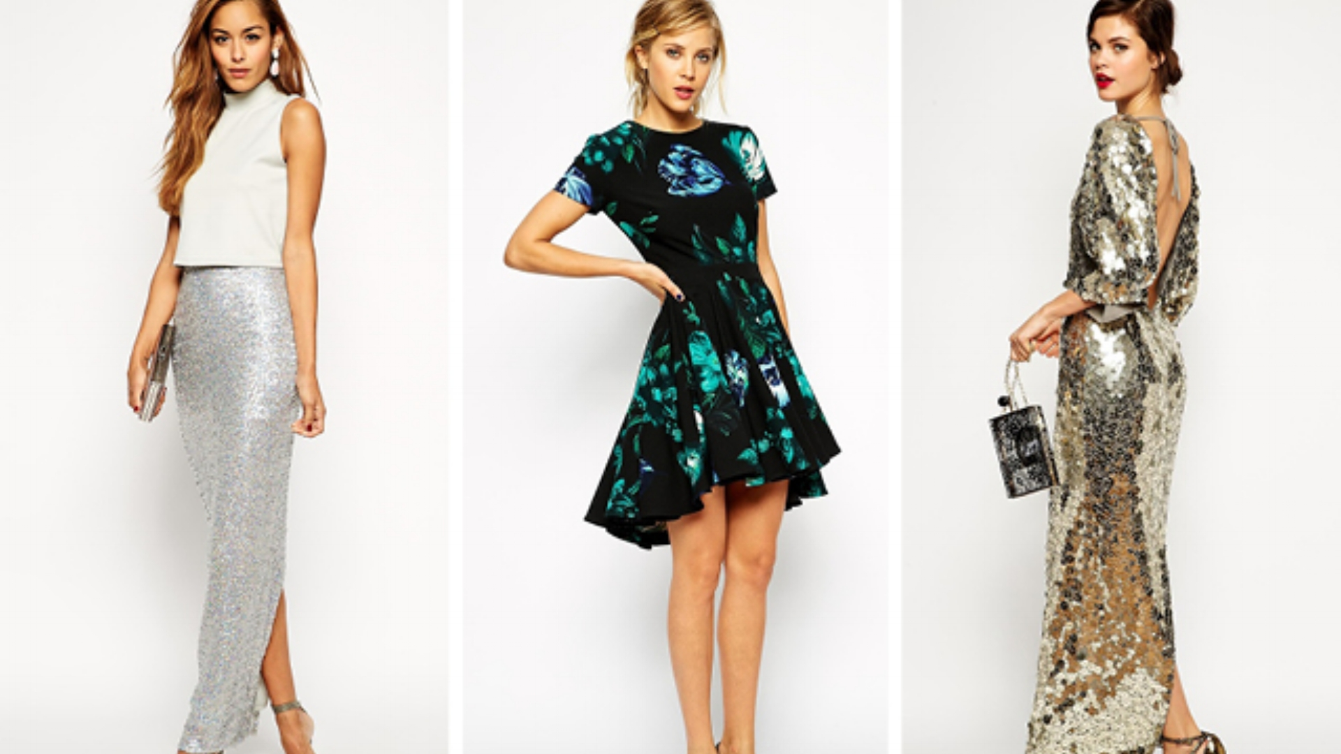 6 Fabulosos Vestidos Para Año Nuevo