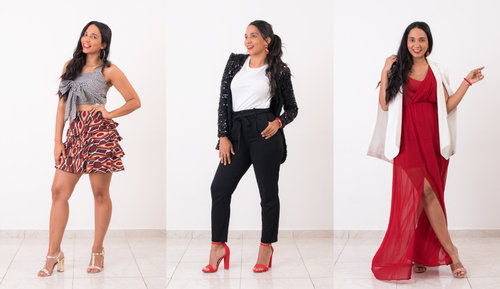 Styling Tips: Looks Para La Temporada de Fiesta