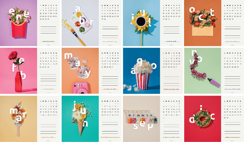 ¡Gratis! | Descarga el Nuevo Calendario 2019