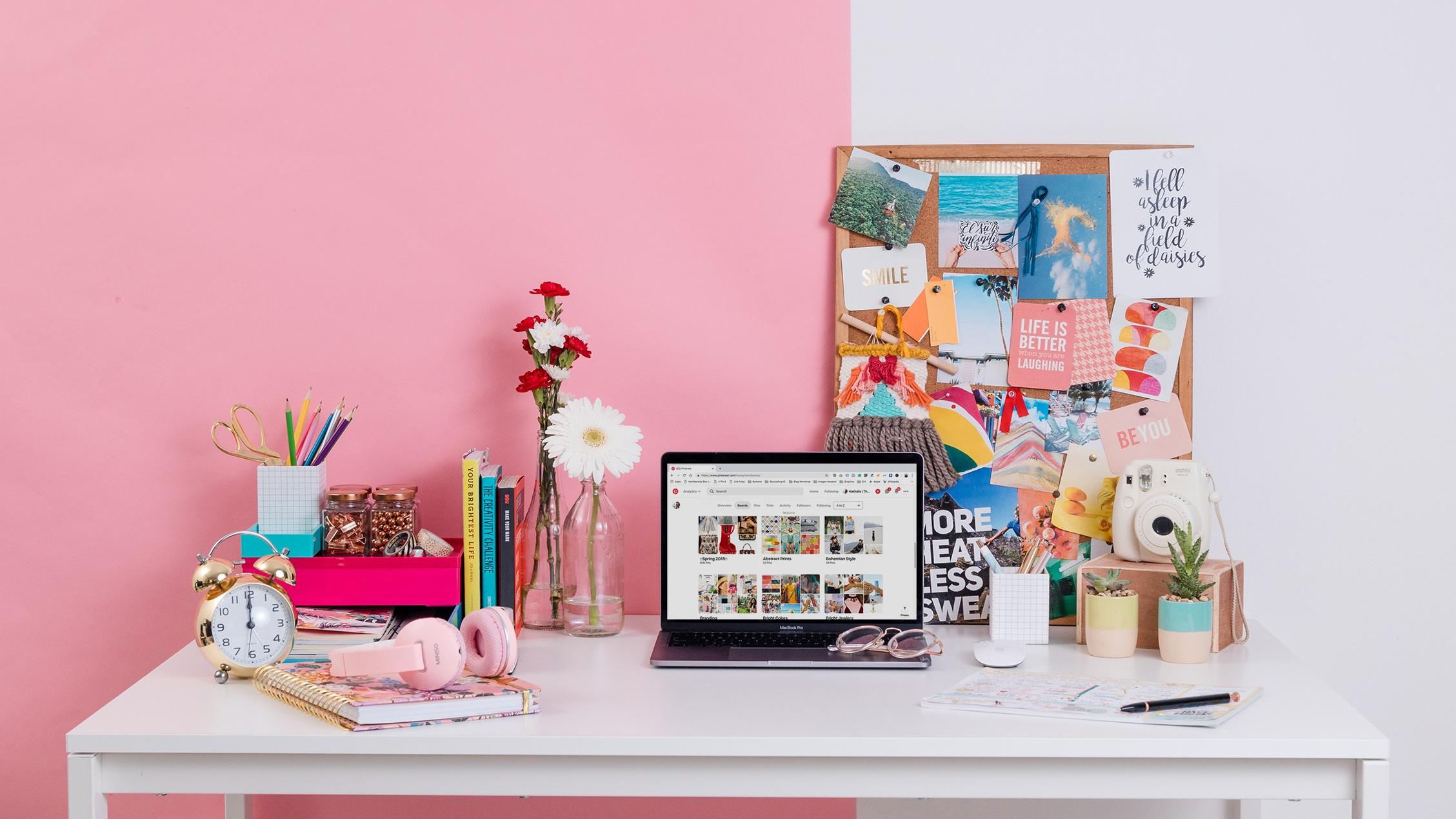 Guía de Compras - Decoración Para Oficinas Creativas