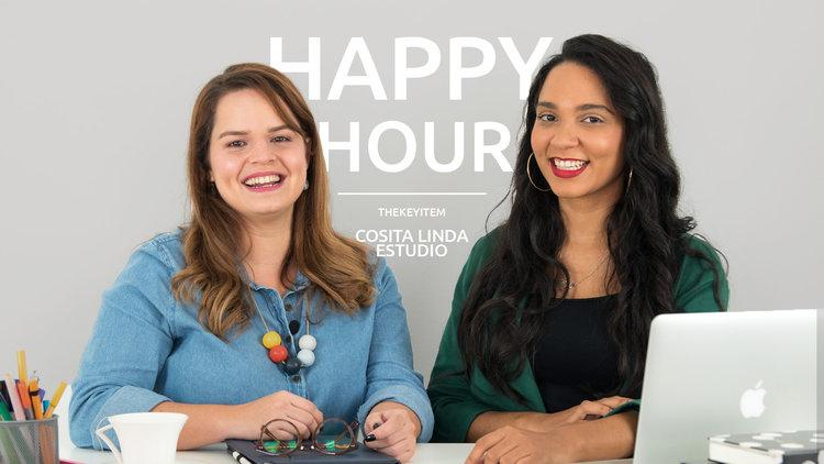 HAPPY HOUR w/ Cositalinda Estudio | Trabajar con un 'Accountability Partner'