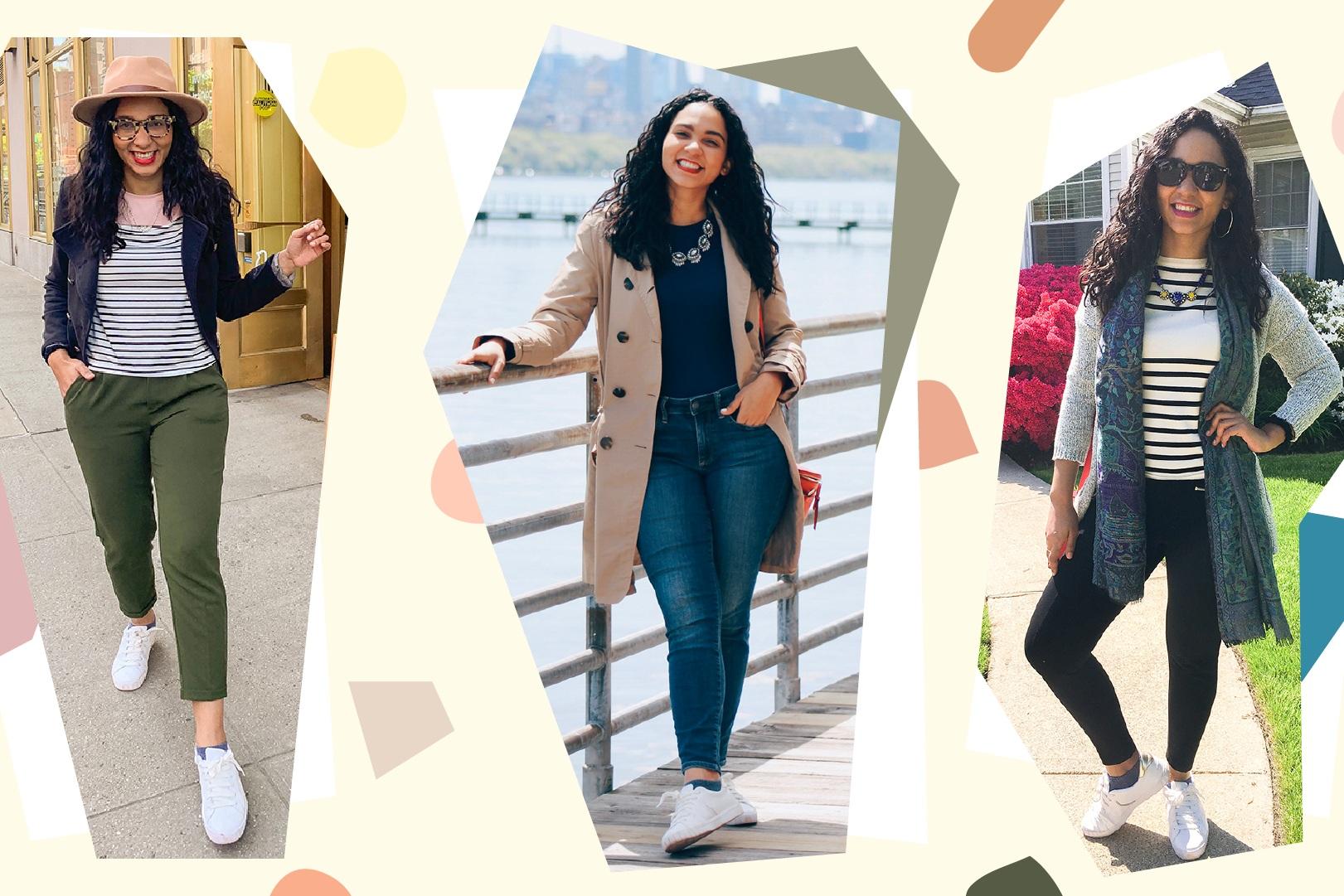 Viajar con un 'Carry On' | 10 piezas - 7 looks