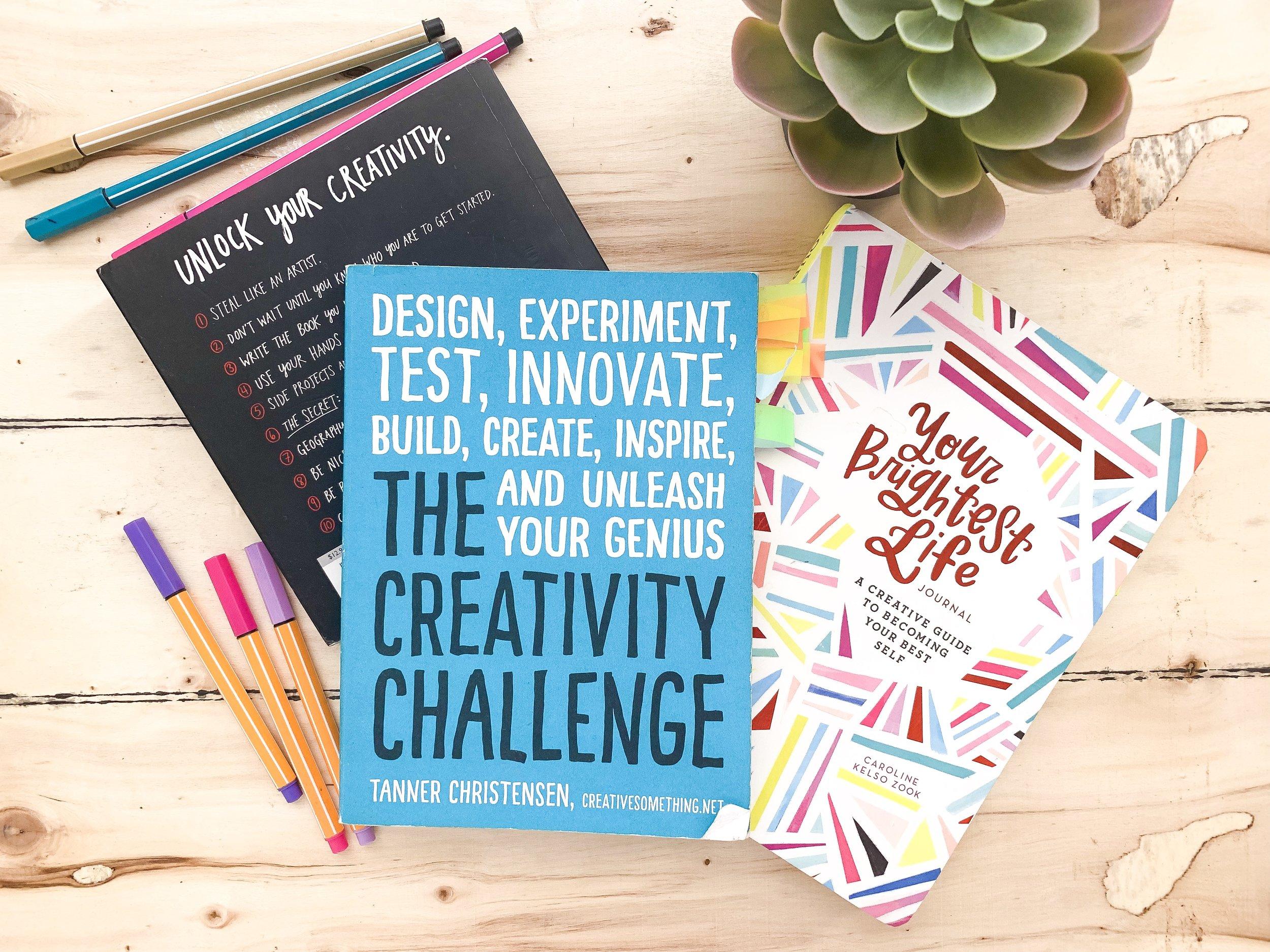 Los 5 Pensamientos Creativos que Necesitas Conocer: The Creativity Challenge