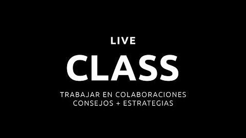 IG LIVE - Trabajar en Colaboraciones   Consejos + Estrategias