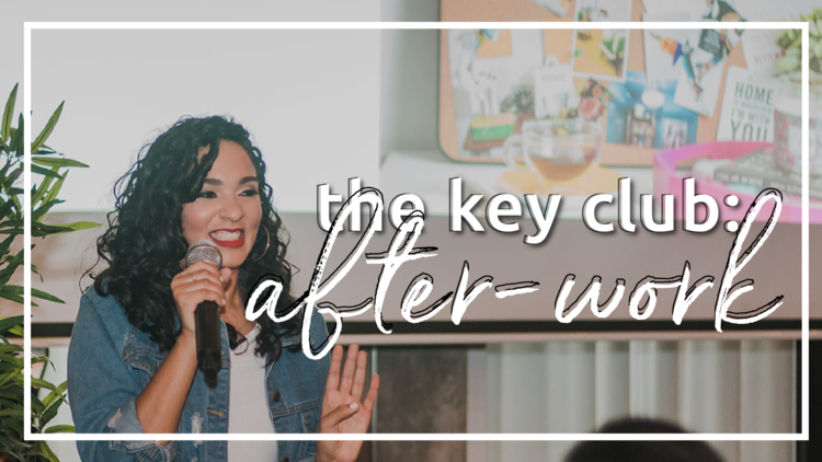 """EVENTO """"THE KEY CLUB"""" - AFTER WORK 2019"""