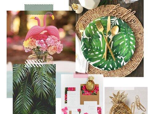 Guía de Props | 76 Props Tropicales Para Usar En Tus Fotos