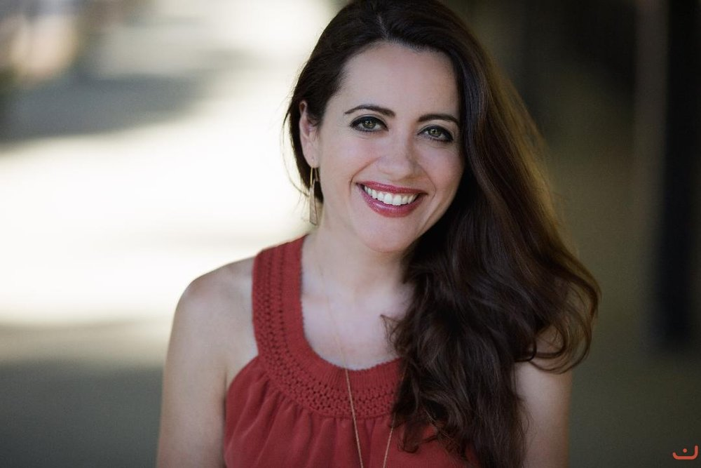 Amanda Forsythe, soprano (photo credit: Tatiana Daubek)