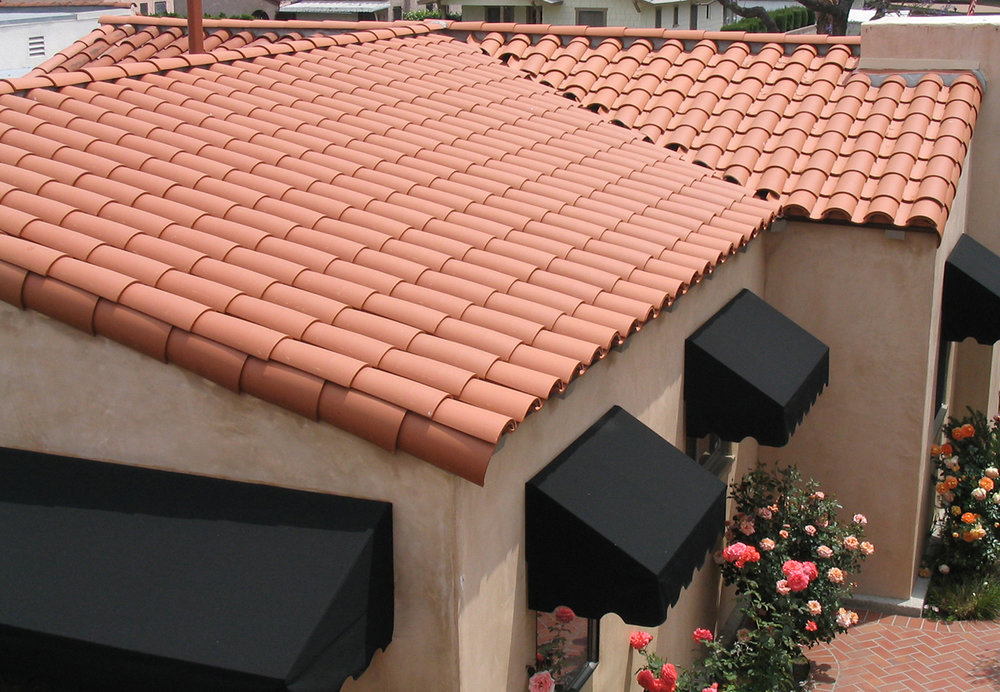 Concrete& Clay Tiles -