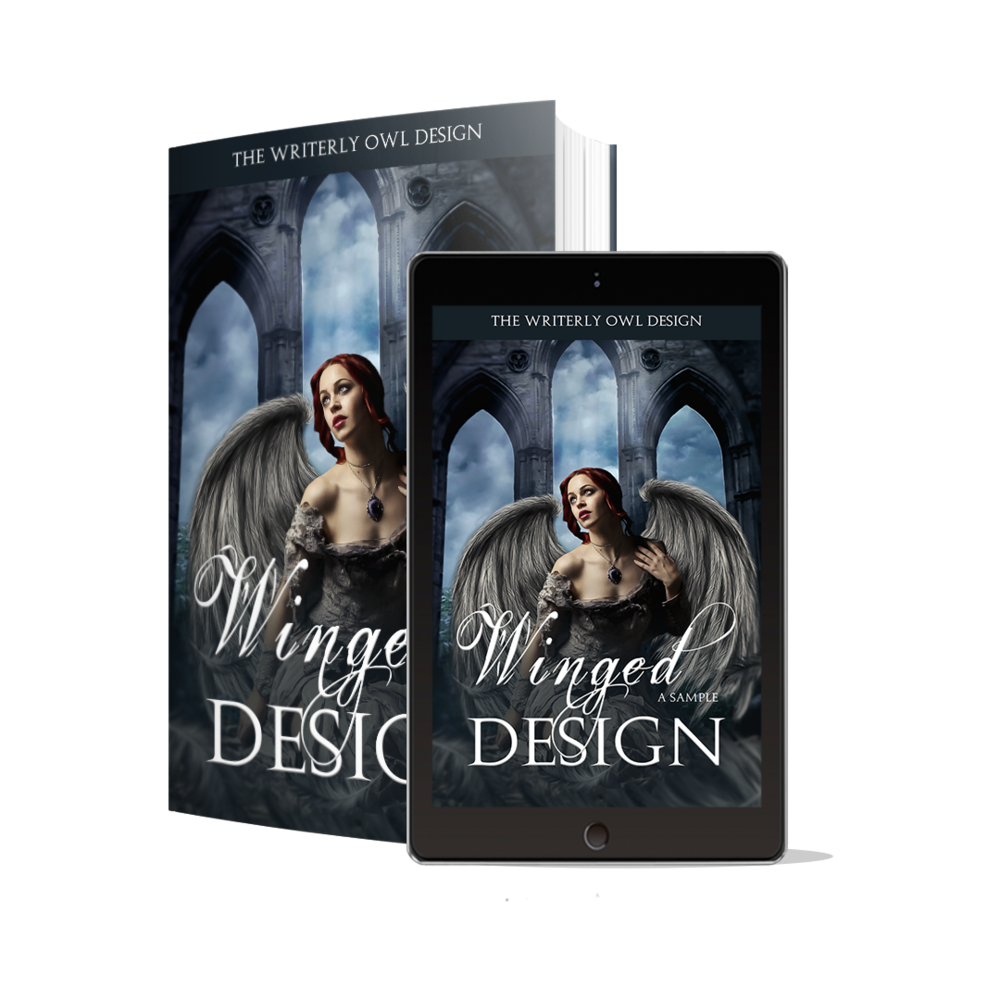 FREE  gift with any ebook + paperback purchase.