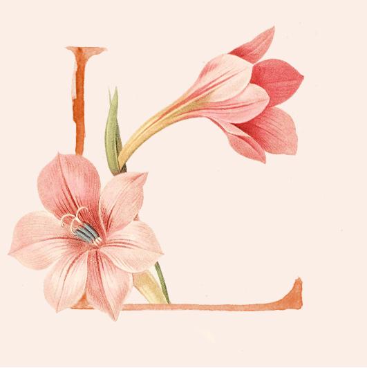 Floral L