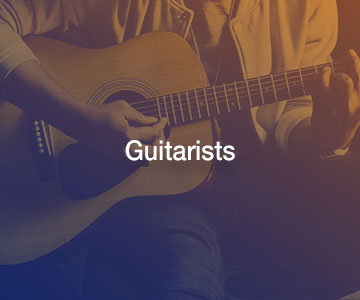 Solo Guitarists | Live Music Acts