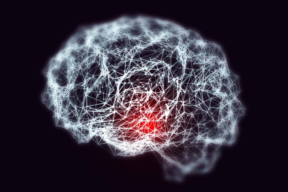 Brain Image In 3D