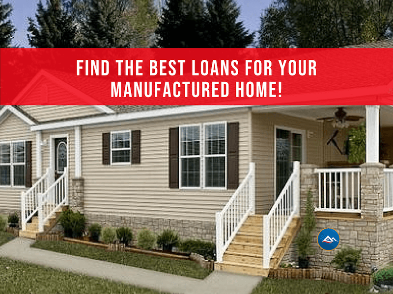 The best manufactured home loans, the best manufactured home lender, ManufacturedNationwide.com