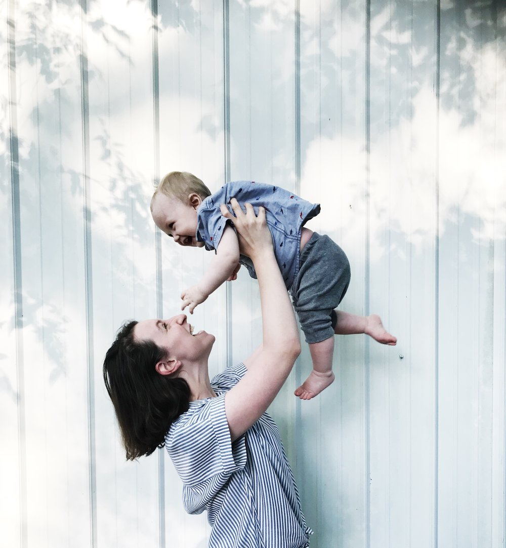 HOW PUMPING SAVED MY MOTHERHOOD