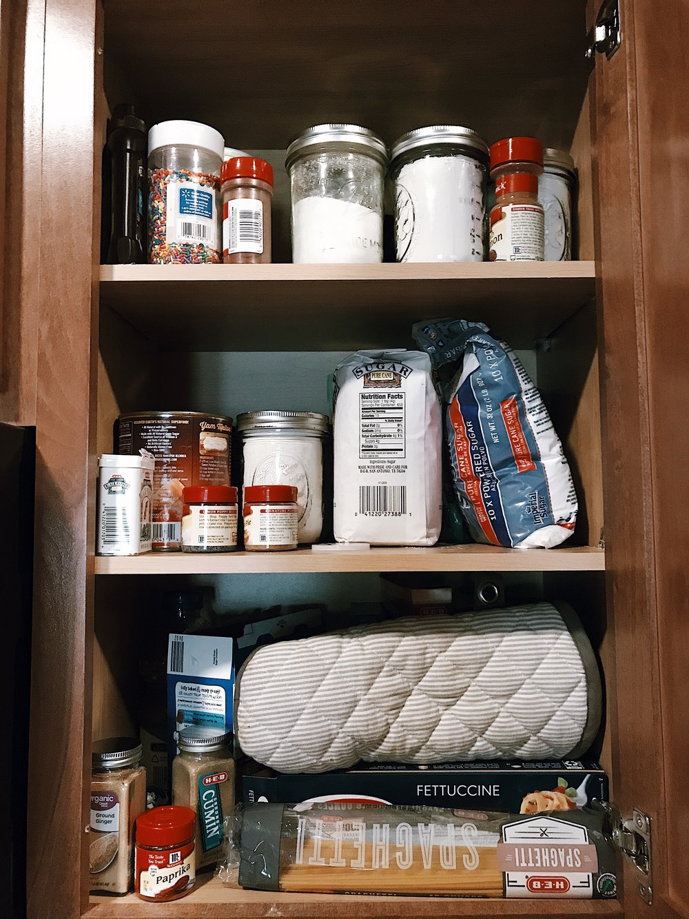 HOME IMPROVEMENT: SPICE CABINET