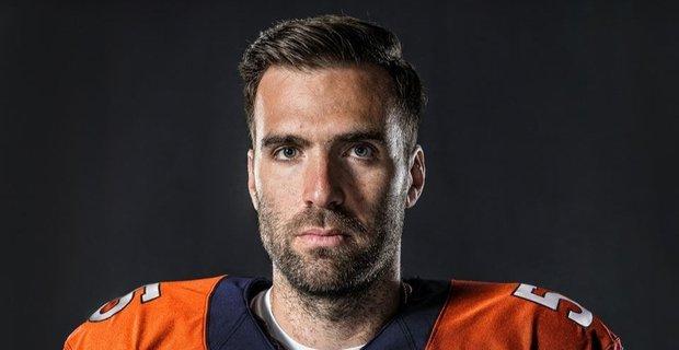 JOE FLACCO, NEWLY ACQUIRED QB OF THE DENVER BRONCOS  (Photo : NFL.com)