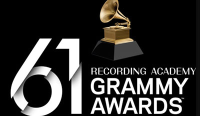 The 61st GRAMMY AWARDS took place at the Staples Center in Los Angeles, CA on February 10, 2019.