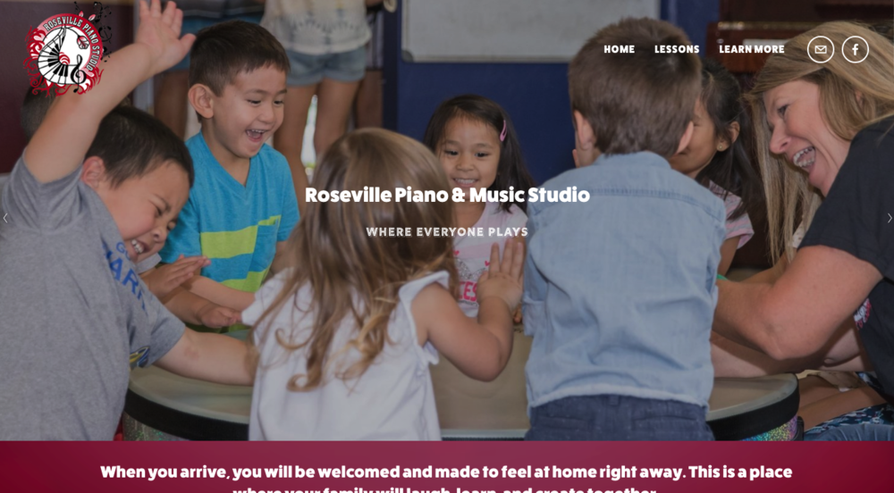 Roseville Piano Studio  in Roseville, CA