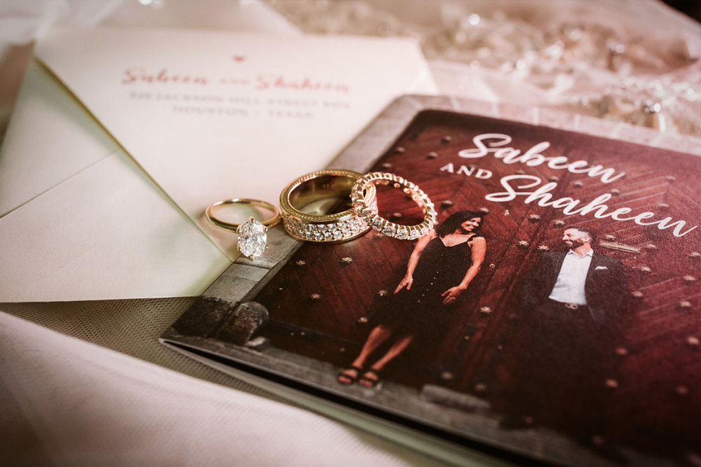 """brought my vision for my wedding invitation to life"" - Type J Creative was an amazing design company to work with. Jhoanne was very quick to respond to all my messages and brought my vision for my wedding invitation to life. My entire experience was seamless, easy, and fast!— Sabeen A."