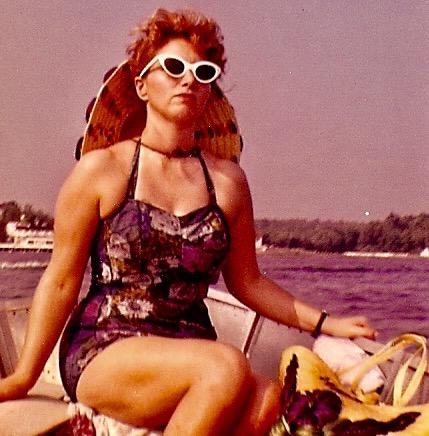 Esther Davis, circa 1960