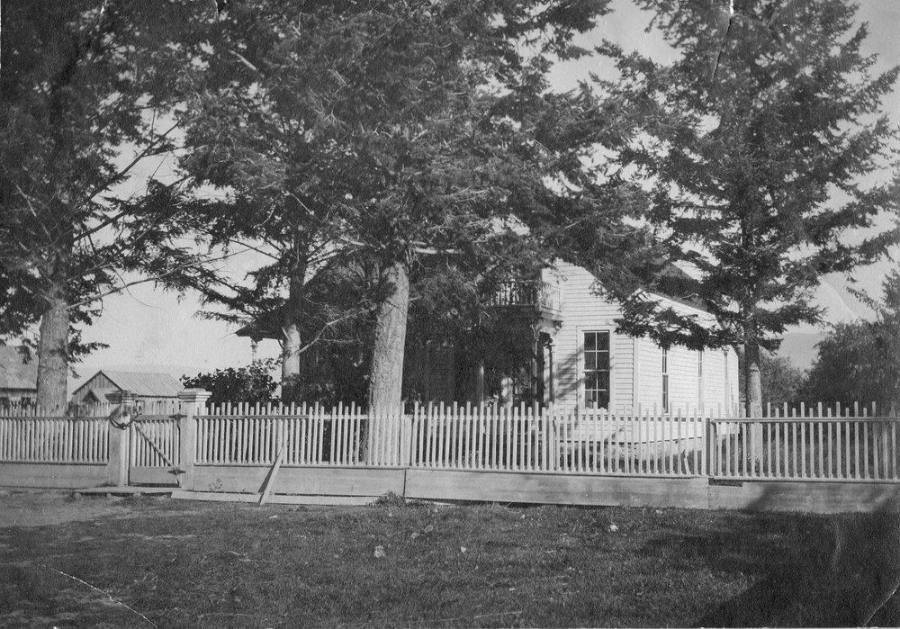 Chaffin House circa 1915