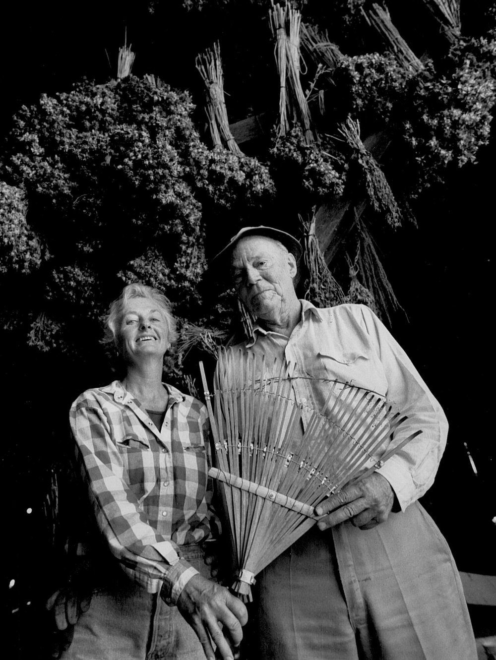 Anne and Otto Teller