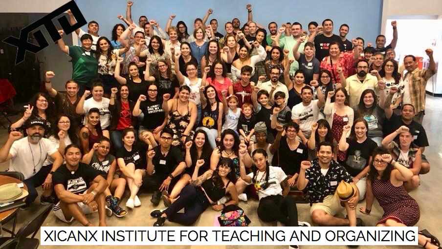 Organizando con maestros para equidad a escala nacional