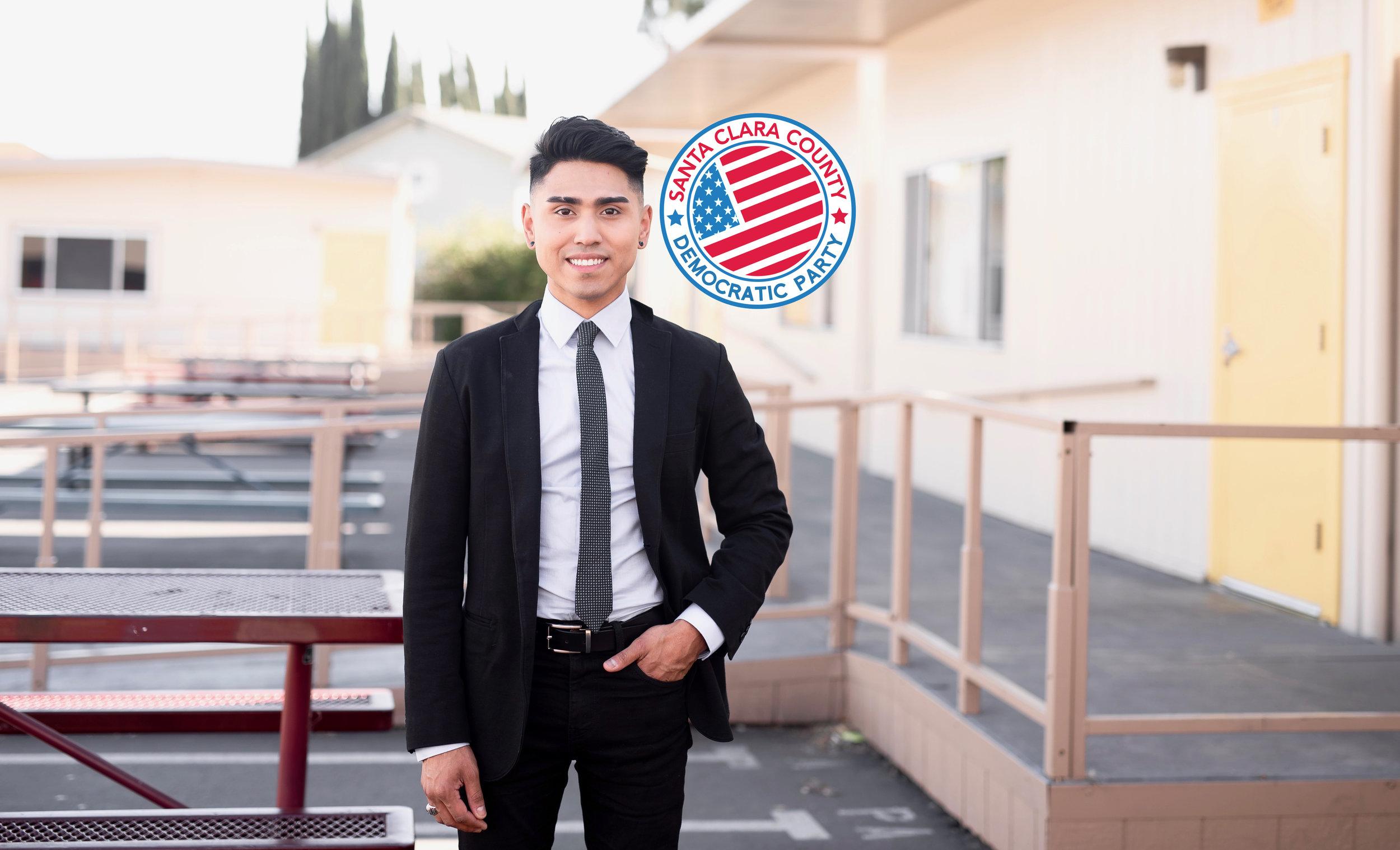 Jorge Pacheco Jr For Oak Grove School Board