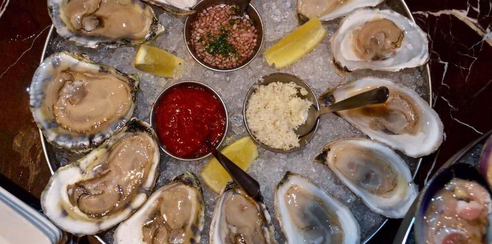 Best Raw Bar, Boston Magazine 6/26/2017