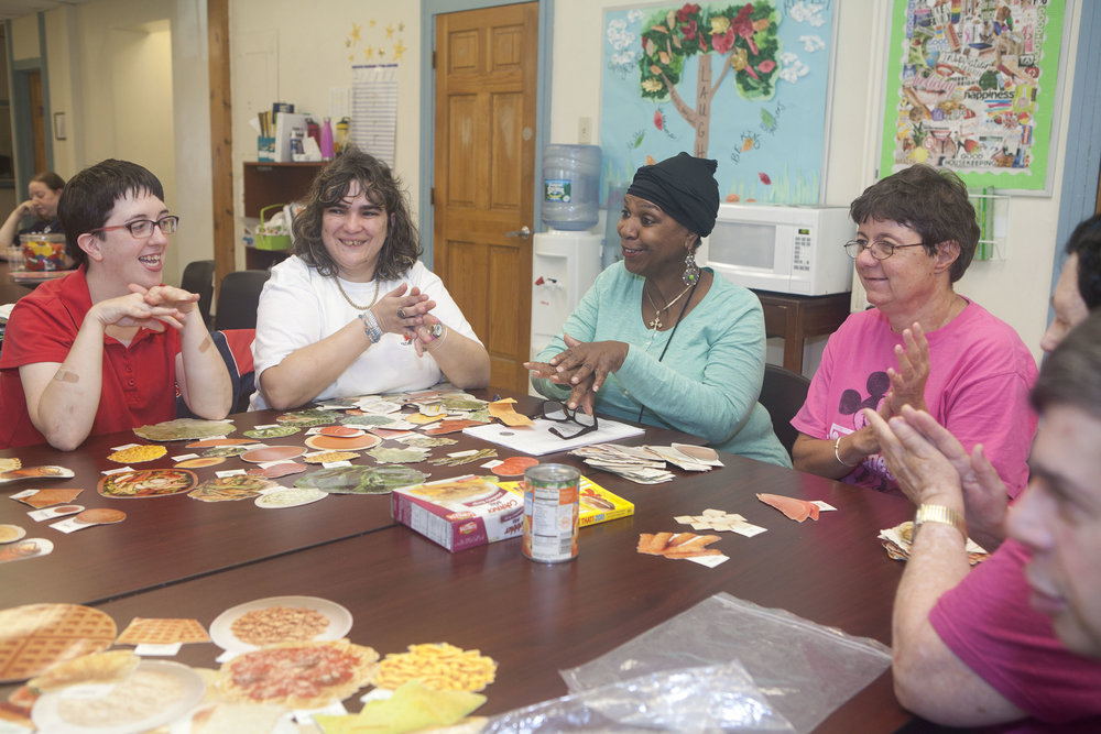 Day Services - Bay Cove provides a comprehensive range of day services that focus on education, community integration, employment support and skill development for persons with developmental disabilities.