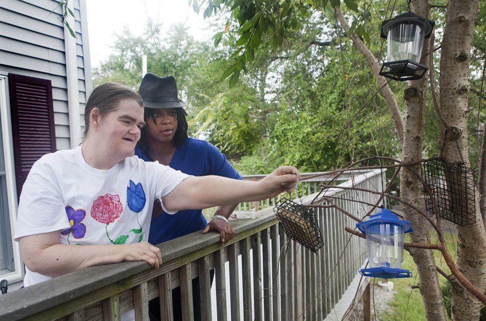 Residential Services - Bay Cove operates dozens of community residential programs throughout Greater Boston and Southeastern Massachusetts for people with intellectual/developmental disabilities.