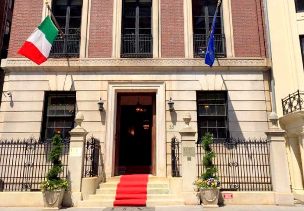 Italian Consulate - 690 Park Ave9:00 - Welcome coffee10:00 - Networking event and interview sessions12:00 - Closing speeches14:00 - End of the event