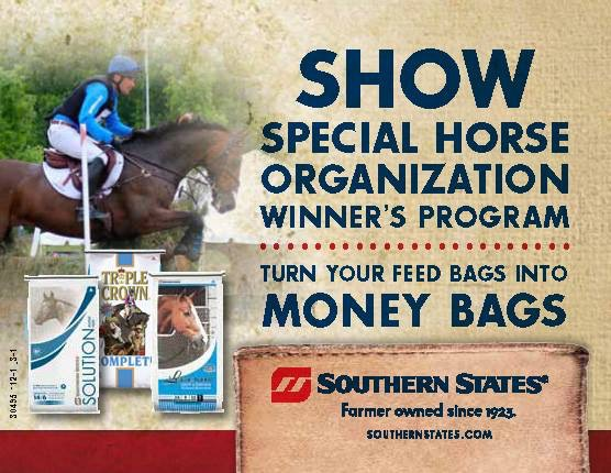 - Help support the HEART's ongoing fundraising drive by participating in the Southern States SHOW program. Send HEART the