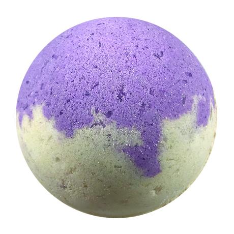 Lavender Champagne CBD Bath Bomb