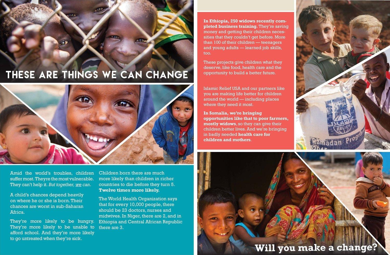 Children in Need Mailer — Jahanara Hoque