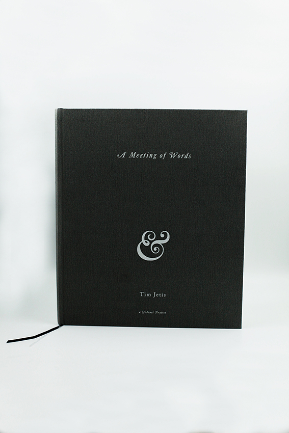A Meeting of Words   BOOK | COLLECTABLE ARTWORKS | EXHIBITION | TALK