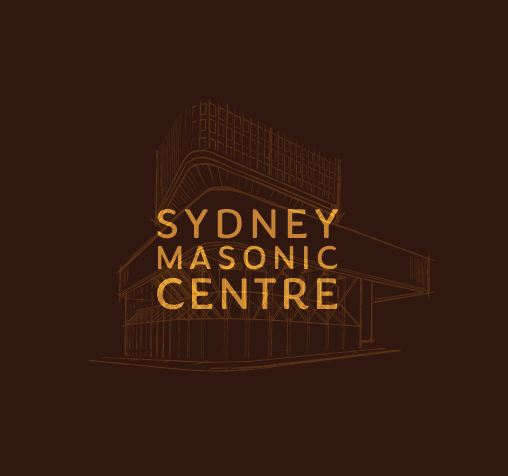 Sydney Masonic Centre   IDENTITY DEVELOPMENT | PRINT COLLATERAL