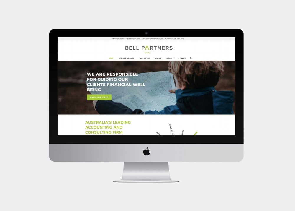 Bell Partners   IDENTITY & BRAND DEVELOPMENT | ASSET CREATION | FILM | COPYWRITING | WEB ASSETS | PHOTOGRAPHY | PROMOTIONAL CAMPAIGN
