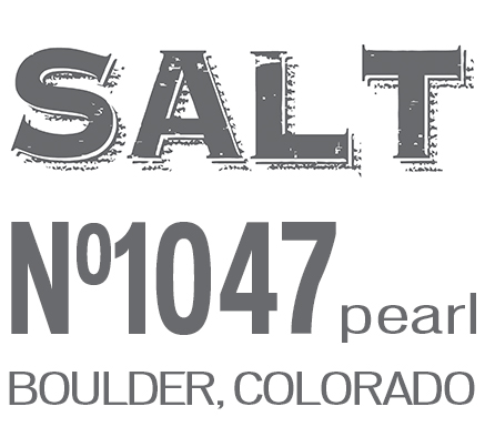 Salt1047 Pearl St.Boulder, CO 80302(303) 444-7258 -