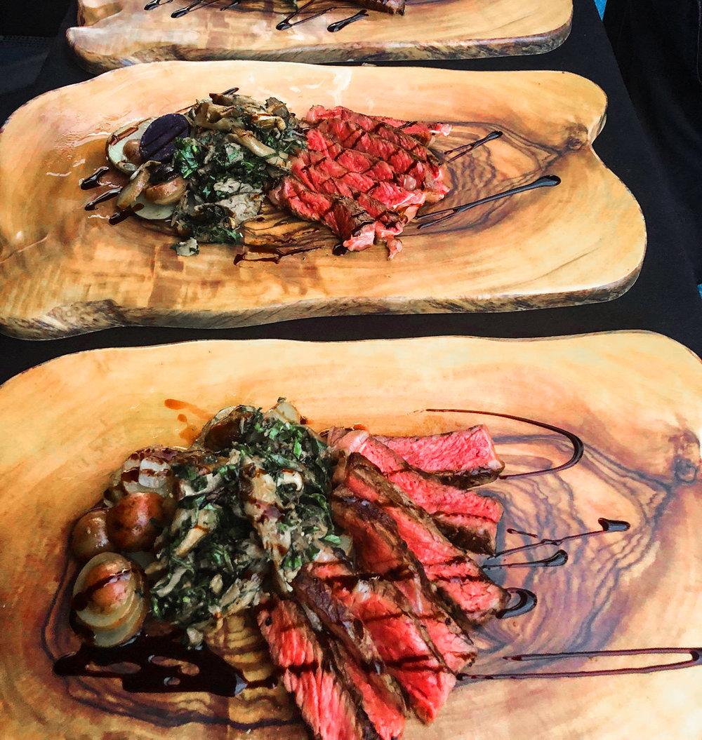 Chef Lane's WINNING dish - 2018 Boston CULINARY KNIFE FIGHT