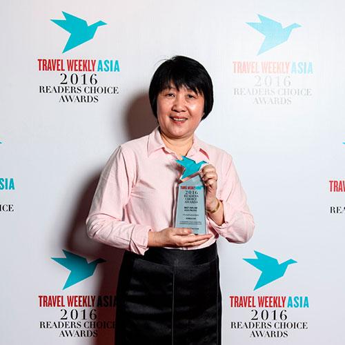 Best Airline – Asia Pacific   Korean Air