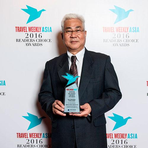 Best Regional Hotel Chain   Meritus Hotels and Resorts