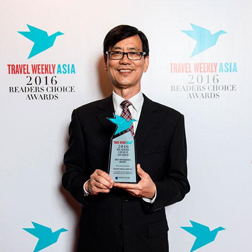 Best Integrated Resort   Resorts World Sentosa