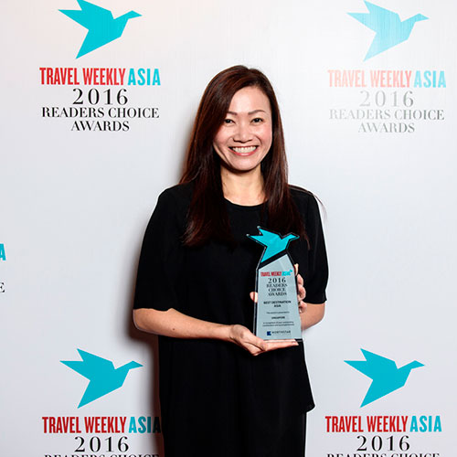 Best Destination – Asia   Singapore