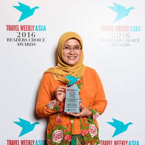 Best Asia Destination Marketing   Ministry of Tourism, Republic of Indonesia